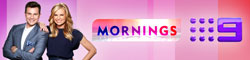 channel 9 Mornings show