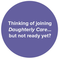 Care workers join Daughterly Care
