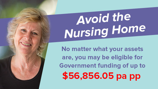 inhome in home care package government funding seminar northern beaches elder aged