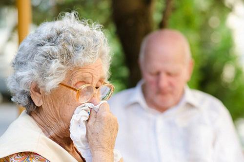 elder winter health geriatric home care