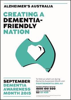 dementia elder alzheimer's disease elder