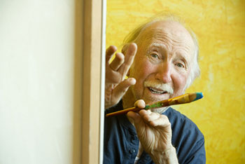 Creative art therapy for dementia and Alzheimer's disease