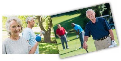 osteoporosis elder health sports active lifestyle