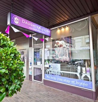 directions Daughterly Care Mosman aged care