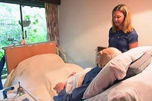 palliative elder death end of life home care