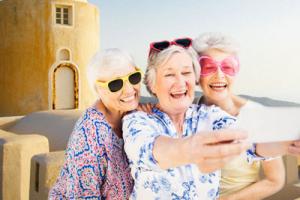 elder respite carer home assistance friends holiday travel