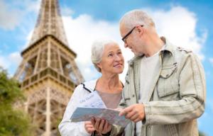 elder senior travel holiday carer assistance