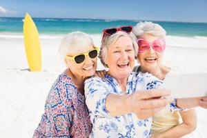 travel elder respite friends senior aged carer
