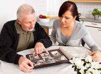 dementia reminiscence elder therapy