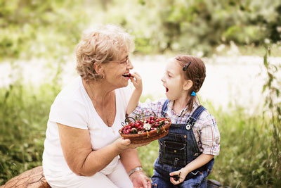 Carer or Caregiver respite holiday from normal Elder care duties