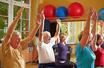 lewy body dementia elders physical activity