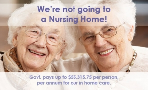 lgbti lesbian gay elderly elder senior geriatric inhome home care aged nursing carer northern beaches north shore