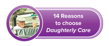 14 Reasons to choose daughterly care inhome in-home livein live-in dementia-alzheimers parkinsons disease Sydney Northern beaches North Shore