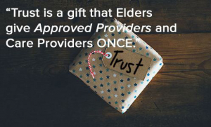 elders aged care approved providers home