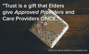 elders aged care approved providers