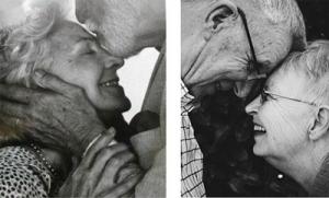 elder couple husband wife partner spouse senior home care