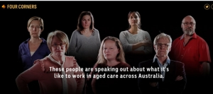 4 corners aged care bupa seaforth elderly senior geriatric abuse northern beaches inhome nursing in-home north shore