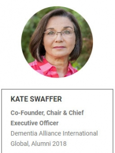 kate swaffer dementia alliance international vascular lewy body frontotemporal parkinsons alzheimers disease