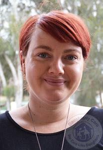 Jenna Quartermain, Hourly Care & Rostering Co-ordinator