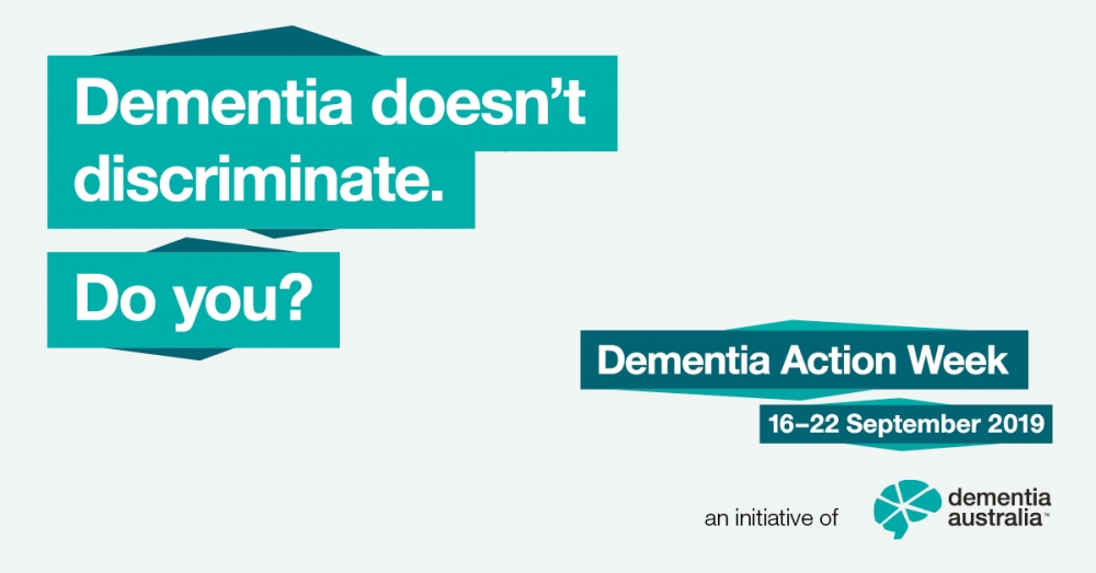 Dementia awareness Stay in touch with friends and family